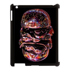 Hamburgers Digital Art Colorful Apple Ipad 3/4 Case (black)