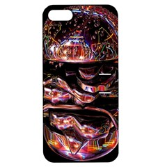 Hamburgers Digital Art Colorful Apple iPhone 5 Hardshell Case with Stand