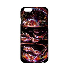 Hamburgers Digital Art Colorful Apple iPhone 6/6S Hardshell Case