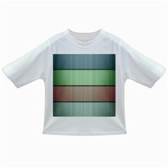 Lines Stripes Texture Colorful Infant/Toddler T-Shirts
