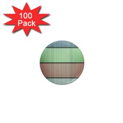 Lines Stripes Texture Colorful 1  Mini Magnets (100 pack)