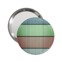 Lines Stripes Texture Colorful 2 25  Handbag Mirrors