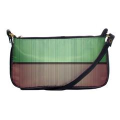 Lines Stripes Texture Colorful Shoulder Clutch Bags