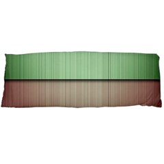 Lines Stripes Texture Colorful Body Pillow Case Dakimakura (two Sides)
