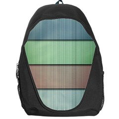 Lines Stripes Texture Colorful Backpack Bag