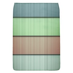 Lines Stripes Texture Colorful Flap Covers (s)