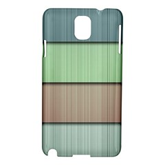 Lines Stripes Texture Colorful Samsung Galaxy Note 3 N9005 Hardshell Case