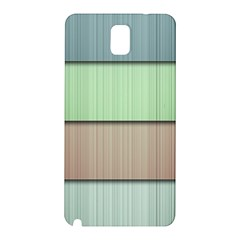 Lines Stripes Texture Colorful Samsung Galaxy Note 3 N9005 Hardshell Back Case