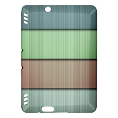 Lines Stripes Texture Colorful Kindle Fire HDX Hardshell Case