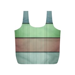 Lines Stripes Texture Colorful Full Print Recycle Bags (S)