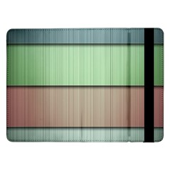 Lines Stripes Texture Colorful Samsung Galaxy Tab Pro 12.2  Flip Case