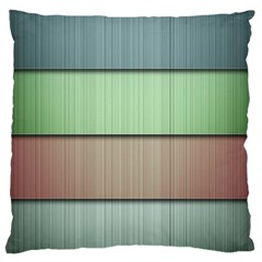 Lines Stripes Texture Colorful Standard Flano Cushion Case (one Side)