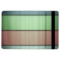 Lines Stripes Texture Colorful iPad Air 2 Flip