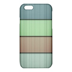 Lines Stripes Texture Colorful iPhone 6/6S TPU Case