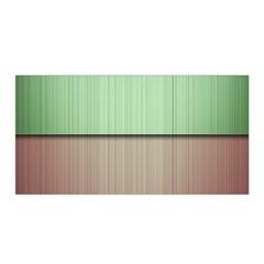 Lines Stripes Texture Colorful Satin Wrap