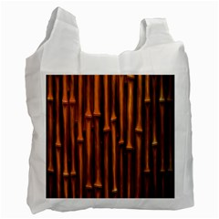 Abstract Bamboo Recycle Bag (two Side)
