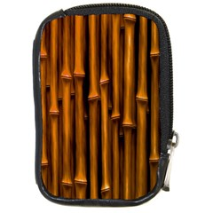 Abstract Bamboo Compact Camera Cases