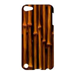 Abstract Bamboo Apple iPod Touch 5 Hardshell Case