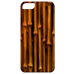 Abstract Bamboo Apple iPhone 5 Classic Hardshell Case