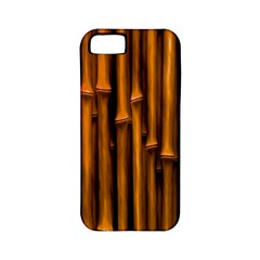 Abstract Bamboo Apple iPhone 5 Classic Hardshell Case (PC+Silicone)