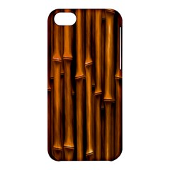 Abstract Bamboo Apple iPhone 5C Hardshell Case