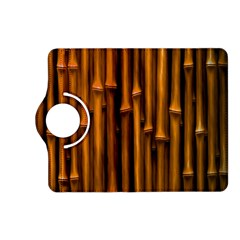 Abstract Bamboo Kindle Fire HD (2013) Flip 360 Case
