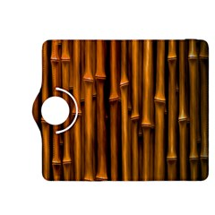 Abstract Bamboo Kindle Fire HDX 8.9  Flip 360 Case