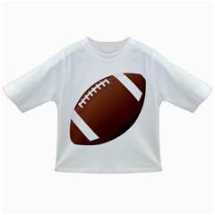 Football American Sport Ball Infant/toddler T Shirts