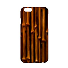 Abstract Bamboo Apple iPhone 6/6S Hardshell Case