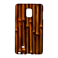 Abstract Bamboo Galaxy Note Edge
