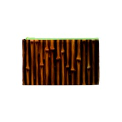 Abstract Bamboo Cosmetic Bag (xs)