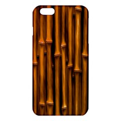 Abstract Bamboo Iphone 6 Plus/6s Plus Tpu Case