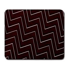 Lines Pattern Square Blocky Large Mousepads