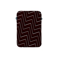 Lines Pattern Square Blocky Apple iPad Mini Protective Soft Cases