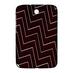 Lines Pattern Square Blocky Samsung Galaxy Note 8.0 N5100 Hardshell Case