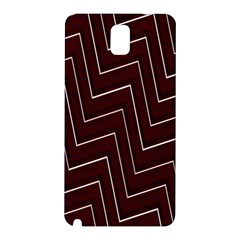 Lines Pattern Square Blocky Samsung Galaxy Note 3 N9005 Hardshell Back Case