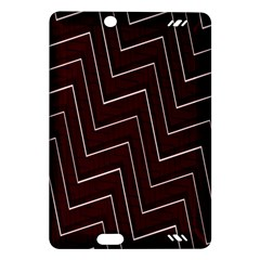 Lines Pattern Square Blocky Amazon Kindle Fire HD (2013) Hardshell Case