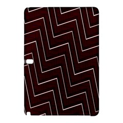 Lines Pattern Square Blocky Samsung Galaxy Tab Pro 10 1 Hardshell Case