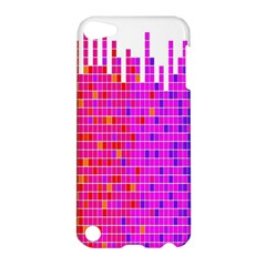 Square Spectrum Abstract Apple iPod Touch 5 Hardshell Case