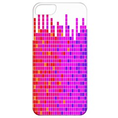 Square Spectrum Abstract Apple iPhone 5 Classic Hardshell Case