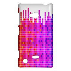 Square Spectrum Abstract Nokia Lumia 720