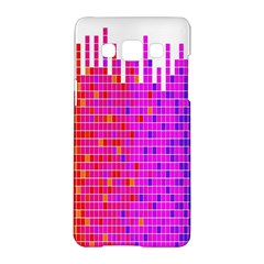 Square Spectrum Abstract Samsung Galaxy A5 Hardshell Case