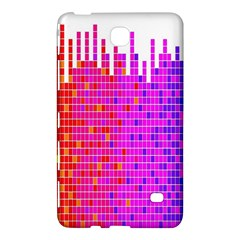 Square Spectrum Abstract Samsung Galaxy Tab 4 (7 ) Hardshell Case
