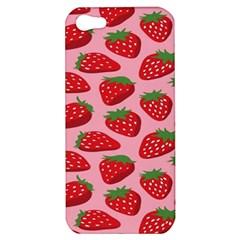 Fruit Strawbery Red Sweet Fres Apple Iphone 5 Hardshell Case