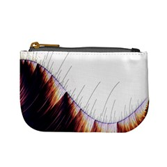 Abstract Lines Mini Coin Purses