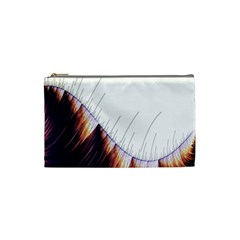 Abstract Lines Cosmetic Bag (small)