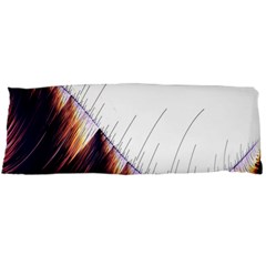 Abstract Lines Body Pillow Case Dakimakura (Two Sides)