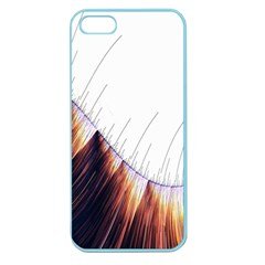 Abstract Lines Apple Seamless iPhone 5 Case (Color)