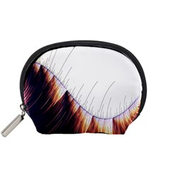 Abstract Lines Accessory Pouches (Small)