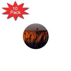Rainbows Landscape Nature 1  Mini Buttons (10 Pack)